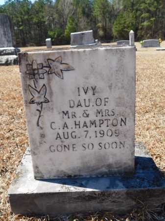 HAMPTON, IVY - Calhoun County, Arkansas | IVY HAMPTON - Arkansas Gravestone Photos