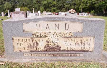 HAND, LINNIE - Calhoun County, Arkansas | LINNIE HAND - Arkansas Gravestone Photos