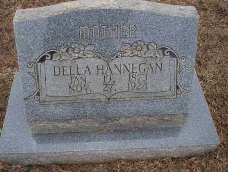 HANNEGAN, DELLA - Calhoun County, Arkansas | DELLA HANNEGAN - Arkansas Gravestone Photos