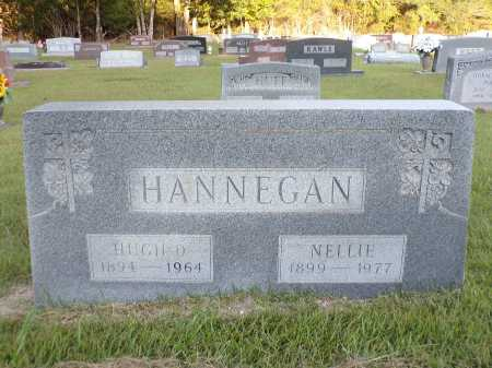 HANNEGAN, NELLIE - Calhoun County, Arkansas | NELLIE HANNEGAN - Arkansas Gravestone Photos