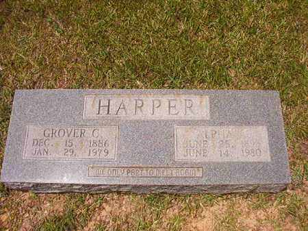 HARPER, GROVER C - Calhoun County, Arkansas | GROVER C HARPER - Arkansas Gravestone Photos