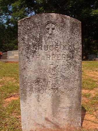 HARPER (VETERAN), BRUCE L - Calhoun County, Arkansas | BRUCE L HARPER (VETERAN) - Arkansas Gravestone Photos