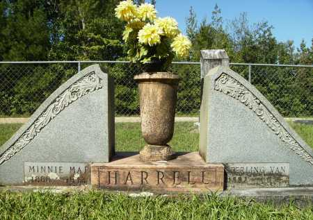 HARRELL, MINNIE MAE - Calhoun County, Arkansas | MINNIE MAE HARRELL - Arkansas Gravestone Photos