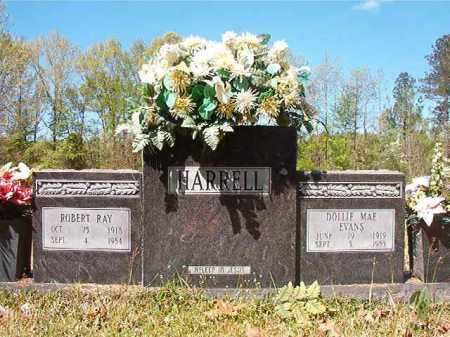 EVANS HARRELL, DOLLIE MAE - Calhoun County, Arkansas | DOLLIE MAE EVANS HARRELL - Arkansas Gravestone Photos