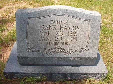 HARRIS, FRANK - Calhoun County, Arkansas | FRANK HARRIS - Arkansas Gravestone Photos