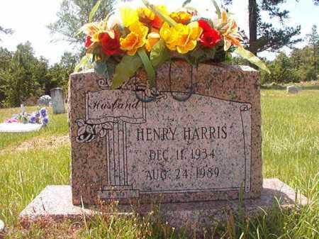 HARRIS, HENRY - Calhoun County, Arkansas | HENRY HARRIS - Arkansas Gravestone Photos