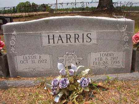HARRIS, TOMMY - Calhoun County, Arkansas | TOMMY HARRIS - Arkansas Gravestone Photos