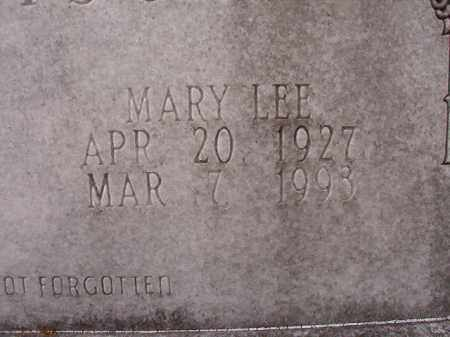 HARRISON, MARY LEE - Calhoun County, Arkansas | MARY LEE HARRISON - Arkansas Gravestone Photos