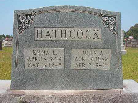 HATHCOCK, JOHN JAMES - Calhoun County, Arkansas | JOHN JAMES HATHCOCK - Arkansas Gravestone Photos