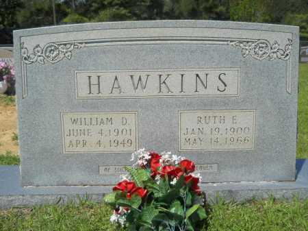 HAWKINS, WILLIAM D - Calhoun County, Arkansas | WILLIAM D HAWKINS - Arkansas Gravestone Photos