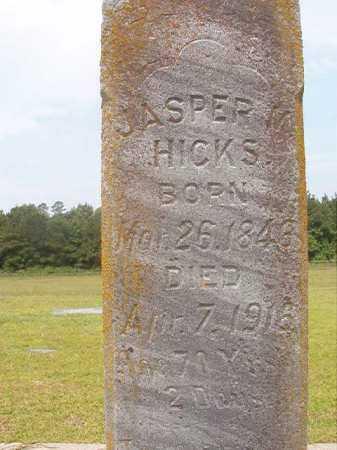 HICKS, JASPER M - Calhoun County, Arkansas | JASPER M HICKS - Arkansas Gravestone Photos