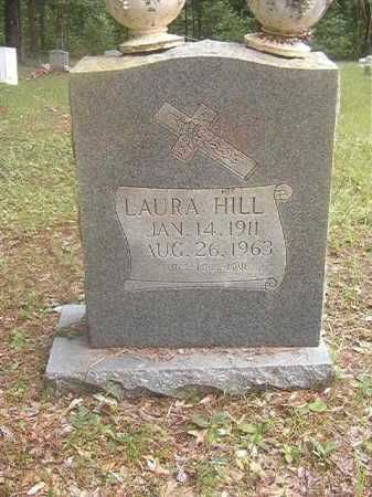 HILL, LAURA - Calhoun County, Arkansas | LAURA HILL - Arkansas Gravestone Photos
