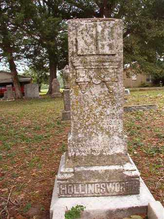 HOLLINGSWORTH, IDA M - Calhoun County, Arkansas | IDA M HOLLINGSWORTH - Arkansas Gravestone Photos