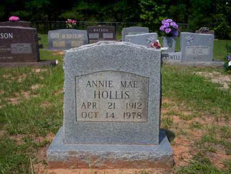 HOLLIS, ANNIE MAE - Calhoun County, Arkansas | ANNIE MAE HOLLIS - Arkansas Gravestone Photos
