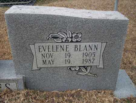 HOLMES, EVELENE (CLOSEUP) - Calhoun County, Arkansas | EVELENE (CLOSEUP) HOLMES - Arkansas Gravestone Photos