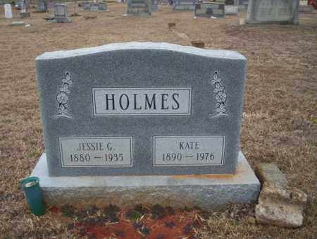 HOLMES, KATE - Calhoun County, Arkansas | KATE HOLMES - Arkansas Gravestone Photos