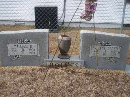 BLANN HOLMES, EVELENE - Calhoun County, Arkansas | EVELENE BLANN HOLMES - Arkansas Gravestone Photos