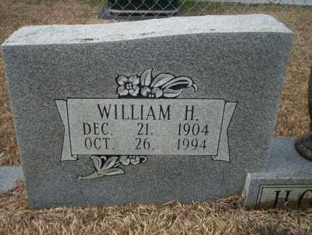 HOLMES, WILLIAM H (CLOSEUP) - Calhoun County, Arkansas | WILLIAM H (CLOSEUP) HOLMES - Arkansas Gravestone Photos