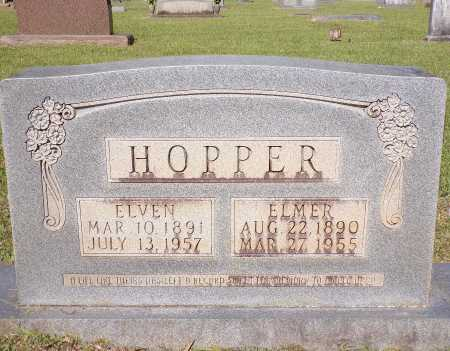 HOPPER, ELMER - Calhoun County, Arkansas | ELMER HOPPER - Arkansas Gravestone Photos