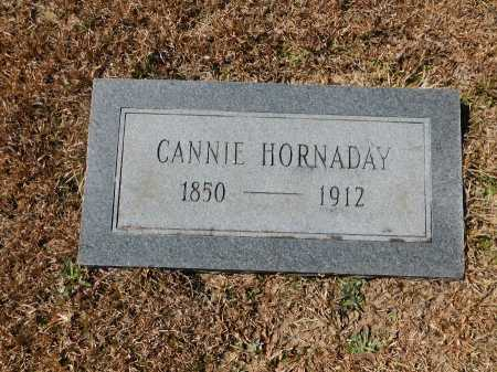 HORNADAY, CANNIE - Calhoun County, Arkansas | CANNIE HORNADAY - Arkansas Gravestone Photos