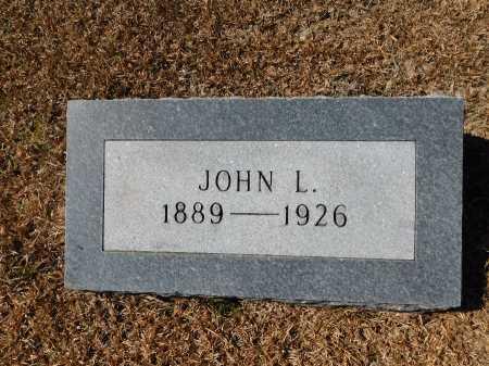HORNADAY, JOHN L - Calhoun County, Arkansas | JOHN L HORNADAY - Arkansas Gravestone Photos
