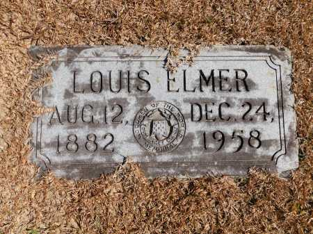 HORNADAY, LOUIS ELMER - Calhoun County, Arkansas | LOUIS ELMER HORNADAY - Arkansas Gravestone Photos