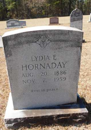 HORNADAY, LYDIA E - Calhoun County, Arkansas | LYDIA E HORNADAY - Arkansas Gravestone Photos