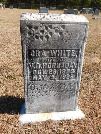 HORNADAY, ORA - Calhoun County, Arkansas | ORA HORNADAY - Arkansas Gravestone Photos