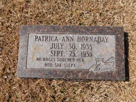 HORNADAY, PATRICA ANN - Calhoun County, Arkansas | PATRICA ANN HORNADAY - Arkansas Gravestone Photos