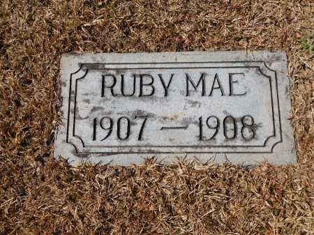 HORNADAY, RUBY MAE - Calhoun County, Arkansas | RUBY MAE HORNADAY - Arkansas Gravestone Photos