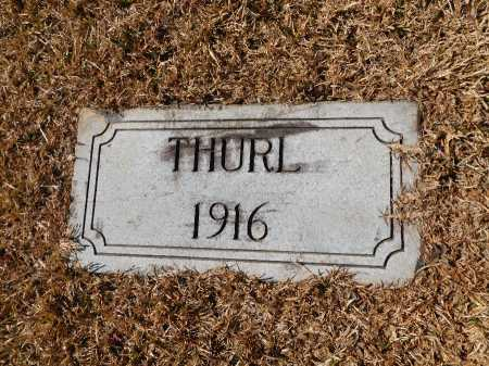 HORNADAY, THURL - Calhoun County, Arkansas | THURL HORNADAY - Arkansas Gravestone Photos