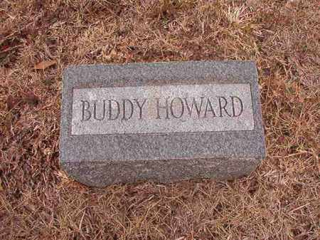 HOWARD, BUDDY - Calhoun County, Arkansas | BUDDY HOWARD - Arkansas Gravestone Photos