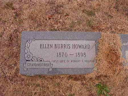 HOWARD, ELLEN - Calhoun County, Arkansas | ELLEN HOWARD - Arkansas Gravestone Photos