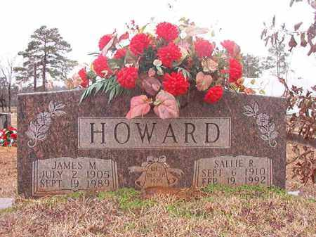 HOWARD, JAMESM - Calhoun County, Arkansas | JAMESM HOWARD - Arkansas Gravestone Photos