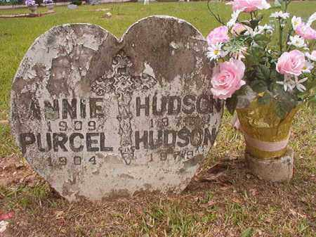HUDSON, PURCEL - Calhoun County, Arkansas | PURCEL HUDSON - Arkansas Gravestone Photos