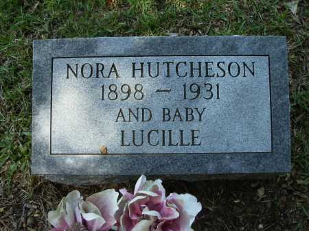 HUTCHESON, NORA - Calhoun County, Arkansas | NORA HUTCHESON - Arkansas Gravestone Photos