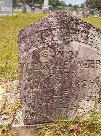 INZER, MARSHAL - Calhoun County, Arkansas | MARSHAL INZER - Arkansas Gravestone Photos