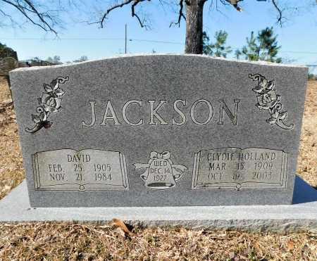 JACKSON, CLYDIE - Calhoun County, Arkansas | CLYDIE JACKSON - Arkansas Gravestone Photos