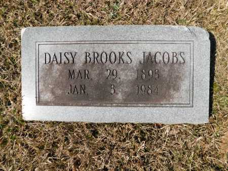 BROOKS JACOBS, DAISY - Calhoun County, Arkansas | DAISY BROOKS JACOBS - Arkansas Gravestone Photos