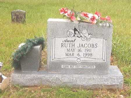 JACOBS, RUTH - Calhoun County, Arkansas | RUTH JACOBS - Arkansas Gravestone Photos