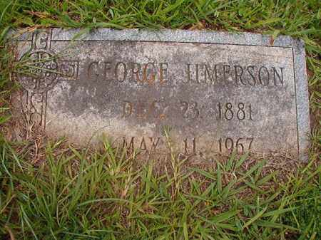 JIMERSON, GEORGE - Calhoun County, Arkansas | GEORGE JIMERSON - Arkansas Gravestone Photos