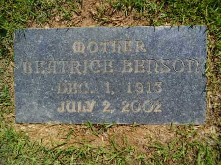 JOHNSON, BEATRICE - Calhoun County, Arkansas | BEATRICE JOHNSON - Arkansas Gravestone Photos