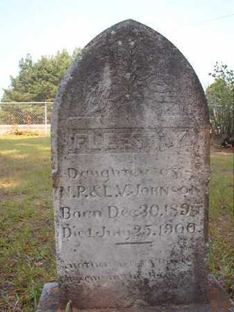 JOHNSON, FLEETTY - Calhoun County, Arkansas | FLEETTY JOHNSON - Arkansas Gravestone Photos