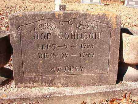 JOHNSON, JOE - Calhoun County, Arkansas | JOE JOHNSON - Arkansas Gravestone Photos