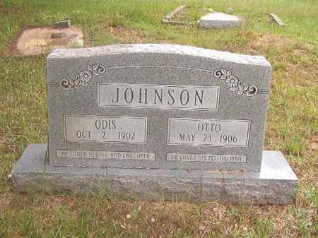 JOHNSON, ODIS - Calhoun County, Arkansas | ODIS JOHNSON - Arkansas Gravestone Photos