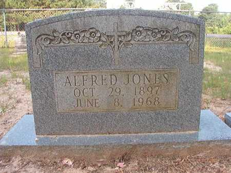 JONES, ALFRED - Calhoun County, Arkansas | ALFRED JONES - Arkansas Gravestone Photos