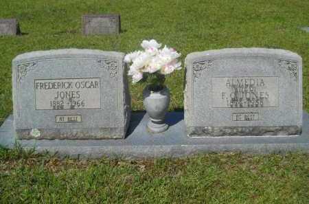 JONES, ALMEDIA - Calhoun County, Arkansas | ALMEDIA JONES - Arkansas Gravestone Photos
