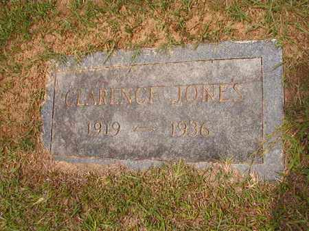 JONES, CLARENCE - Calhoun County, Arkansas | CLARENCE JONES - Arkansas Gravestone Photos