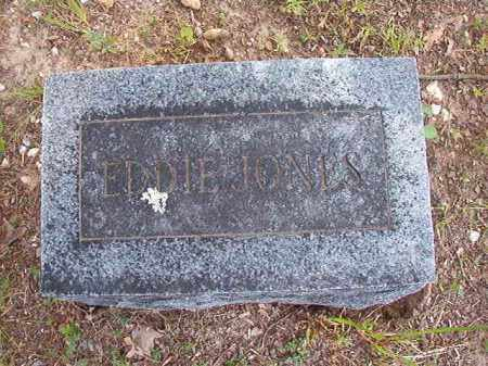 JONES, EDDIE - Calhoun County, Arkansas | EDDIE JONES - Arkansas Gravestone Photos