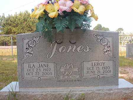 JONES, LEROY - Calhoun County, Arkansas | LEROY JONES - Arkansas Gravestone Photos